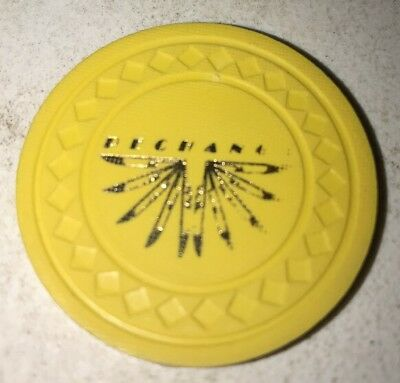 Pechanga $.50 Casino Chip Temecula California 2.99 Shipping