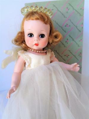 Rare 1953 Madame Alexander Baby Angel Wendy Alexanderkins Doll w/Box #480