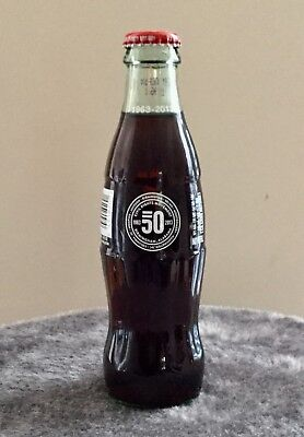 Civil Rights Movement 50th Anniversary bottle