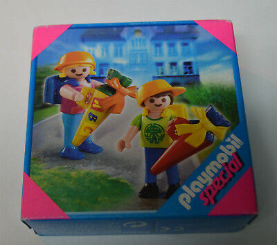 PLAYMOBIL Special 4686 First Day of School New In Box Sealed