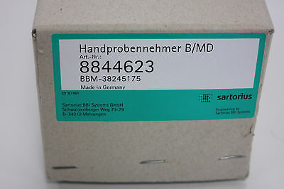 Sartorius 8844623 Manual Sampler B/MD for BioStat Reactor