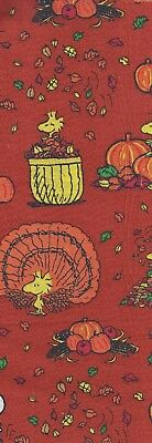 Autumn/Fall Stethoscope cover PEANUTS GANG ON RUST