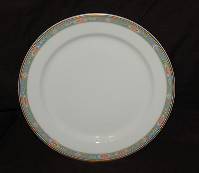 "One Charles Martin Limoges 9-1/2"" Dinner Plate    Versailles Good Shape"