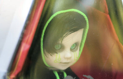 Living Dead Dolls Resurrection 11 Isaiah – New, sealed, in hand, limited