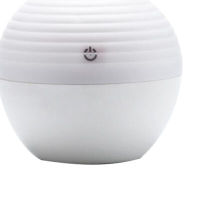 130ML USB Essential Oil Ultrasonic Humidifier Aroma Diffuser Purifier-White