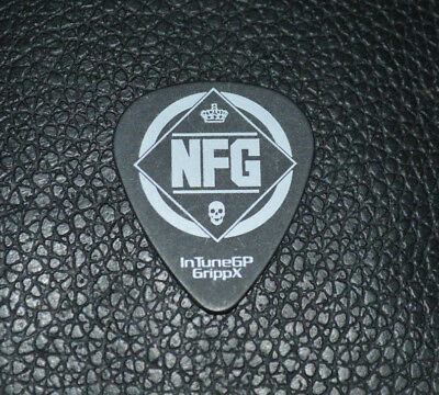 *authentic New Found Glory Tour Guitar Pick- 2014 Riot Fest*