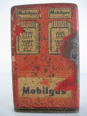 Rare Mobilgas Oil Petrol Bowser Pump Cigarette Lighter