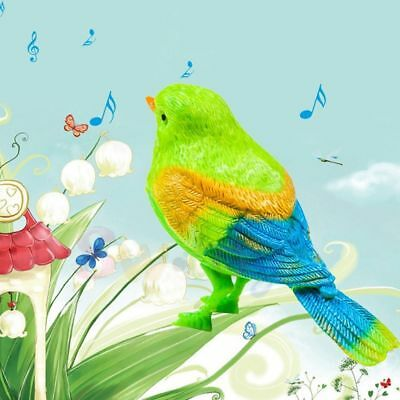 Voice Control Intelligent Pet Parrot Talking Toy Cute Interactive Electronic Kid
