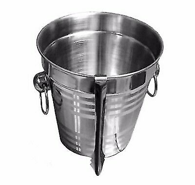 New Stainless Steel Ice Bucket Champagne Party Cooler Wine