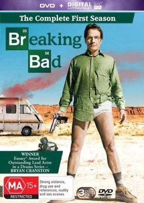 BREAKING BAD S1 SEASON 1 FIRST SERIES Ultraviolet (UV) Code ONLY NOT A DVD