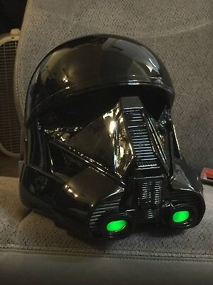 Star Wars prop Rogue one deathtrooper with electronics and padding helmet adult
