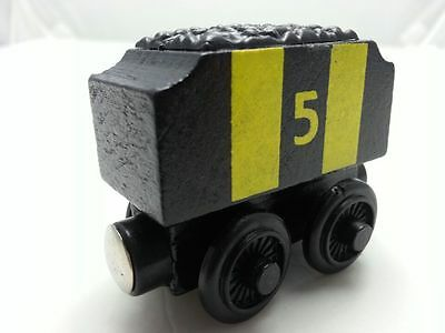 Thomas & Friends James Bee Magnetic Wooden Toy Train Loose New In Stock