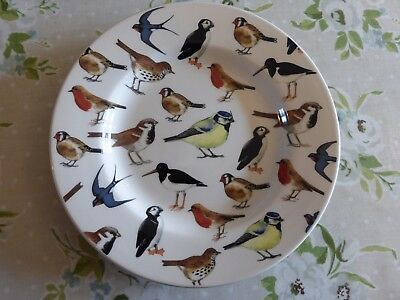 "EMMA BRIDGEWATER 'BRITISH BIRDS' 8.5"" SIDE PLATE - 2nd quality."