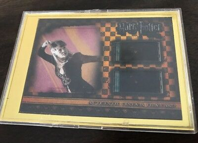 HARRY POTTER DEATHLY HALLOWS PART 2 RARE Authentic Cinema Film Card CFC6 203/213