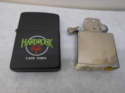 Hard Rock CAFE ZIPPO CAPE TOWN