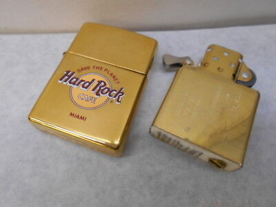 Hard Rock CAFE ZIPPO MIAMI  made in 1997