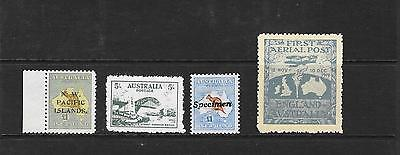 A Bunch Of Replicas With A Harbour Bridge, Roos And A Vignette