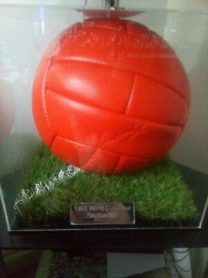 England 1966 world cup replica matchball