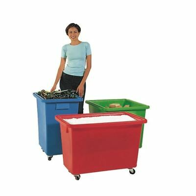 625X570X570mm Red Mobile Nesting Container 328236 [SBY12942]