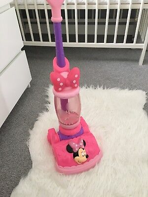 Minnie Mouse Hoover Toy Light Up
