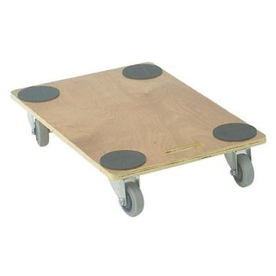 VFM Brown Economy Wooden Dolly 910x610x135mm 329332 [SBY13391]