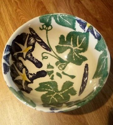 Emma Bridgewater morning glory French Bowl Excellent Condition