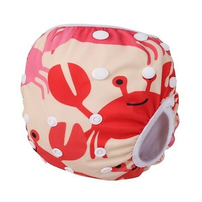 Reusable Swim Nappy Baby Toddlers Girl Girls Diaper Pant Nappies Swimmers (S137)