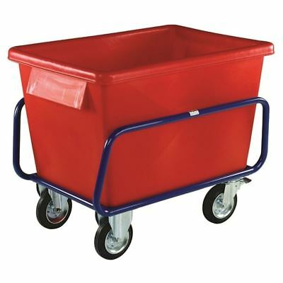 Plastic Container Truck 1040X700X860mm Red 326055 [SBY12031]
