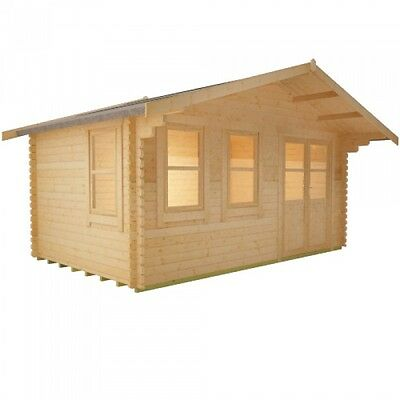 44mm ineterlocking Forde Cabin  free delivery