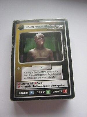 Set  of Star Trek Collectible Trading Cards Mint and Film Wrapped New          2