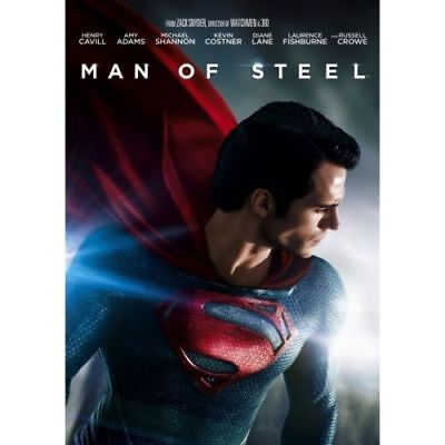 MAN OF STEEL (SUPERMAN)  + BONUS EXTRAS Digital HD UV Code NOT A DVD OR Blu Ray