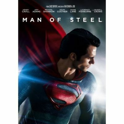MAN OF STEEL (SUPERMAN) + BONUS EXTRAS Digital HD UV Code ONLY NOT A DVD/Blu Ray