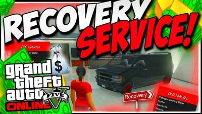 Grand Theft Auto 5 Recovery (Ps3 + Read Description!)