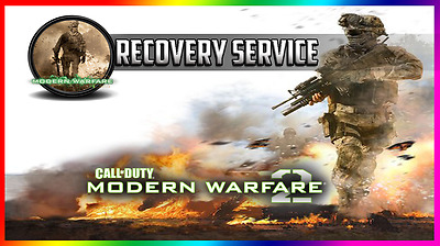 Mw2 Cheapest And Fastest Account Recovery (Ps3) Read Description!