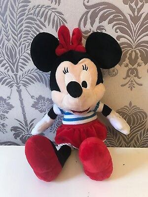 Singing Minnie Mouse Disney Plush Toy