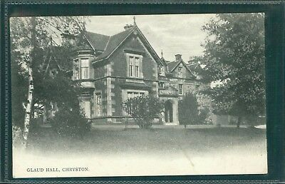 Glaud Hall, Chryston, North Lanarkshire. Printed, C.1910.