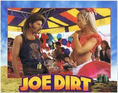 JOE DIRT - 2001 - original 11x14 Lobby Set of 8 Cards - DAVID SPADE - NEAR MINT