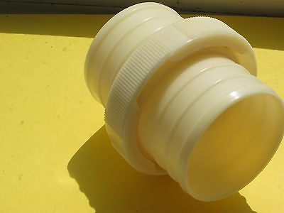 """75 mm / 3""""  SUCTION HOSE COUPLING FOR WATER PUMPS £ 7.00 FREE POST"""
