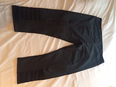 Fabletics Gym bottoms Leggings Pants Black Size XL