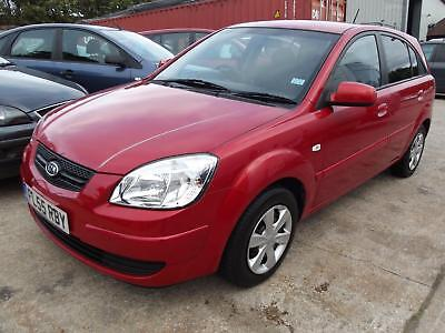 Kia Rio 1.4 GS 5 DOOR HATCH ONLY 66,000 MILES WITH FULL HISTORY