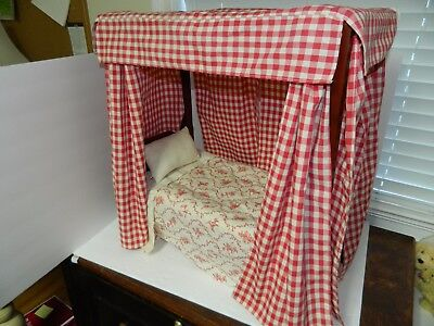 American Girl-Pleasant Co. Felicity's Canopy Bed