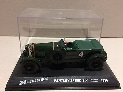 Miniature 1/43 24H Du Mans Bentley Speed Six Barnato Kidston 1930 Minn0002355