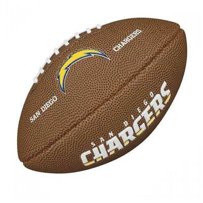 WILSON NFL San Diego Chargers Soft Touch Mini American Football