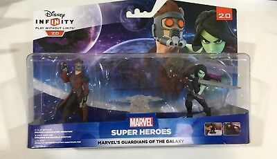 Disney Infinity 2.0 Guardians of the Galaxy Playset Pack  #M1