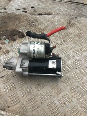 VAUXHALL  ASTRA H Z13dth STARTER MOTOR Free P&p