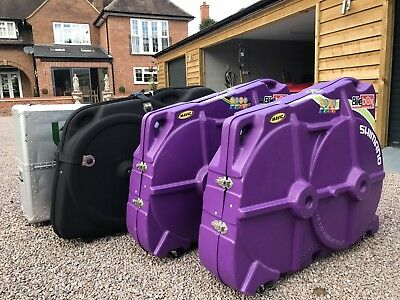 Bike Box Allan Bike Box Hire Cheshire  Staffordshire   Shropshire Buxum Bike Box