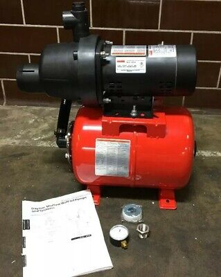 DAYTON 4HFA1A Shallow Well Jet Pump 3/4HP 115/230V *New*