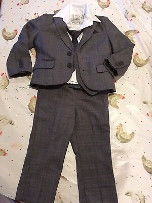 Monsoon 5 Piece Toddler Suit 12-18 Months