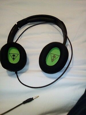 Ear phones for Xbox one,needs new mouth piece
