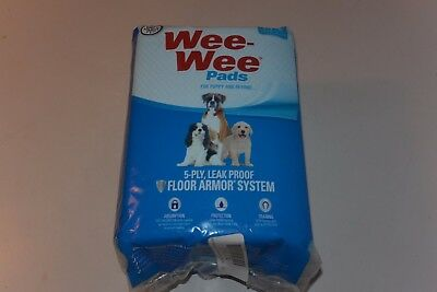 "14 pads Dog Puppy Training Pee Wee Pet Pad Underpads Potty 22"" x 23"" Disposable"